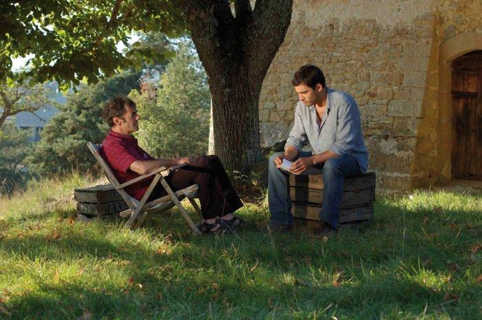 Antoine spricht sich mit seinem Vater aus