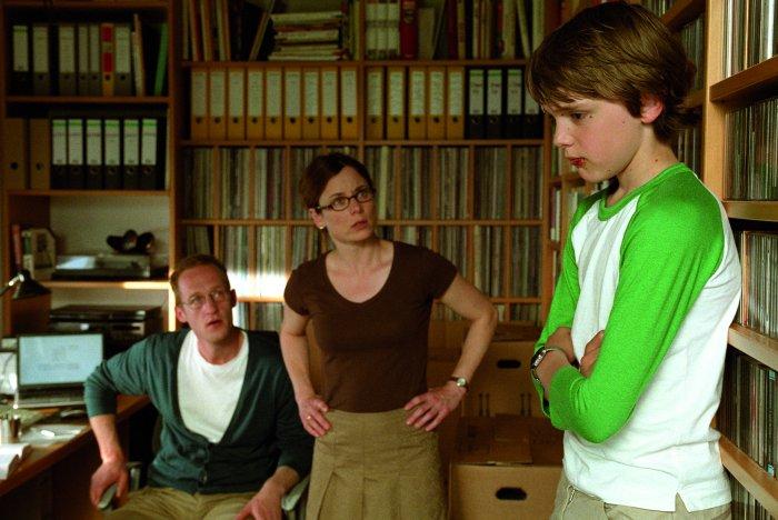 Uwe (Stephan Kampwirth) und Susanne (Inka Friedrich) haben Krach mit Martin
