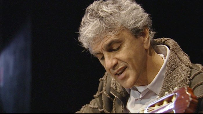 Marias Bruder Caetano Veloso
