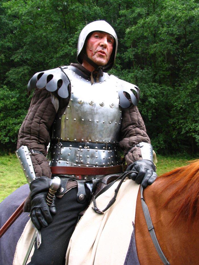 Ritter Ekkelin Geyling (Peter Klewitz) wird zur Legende