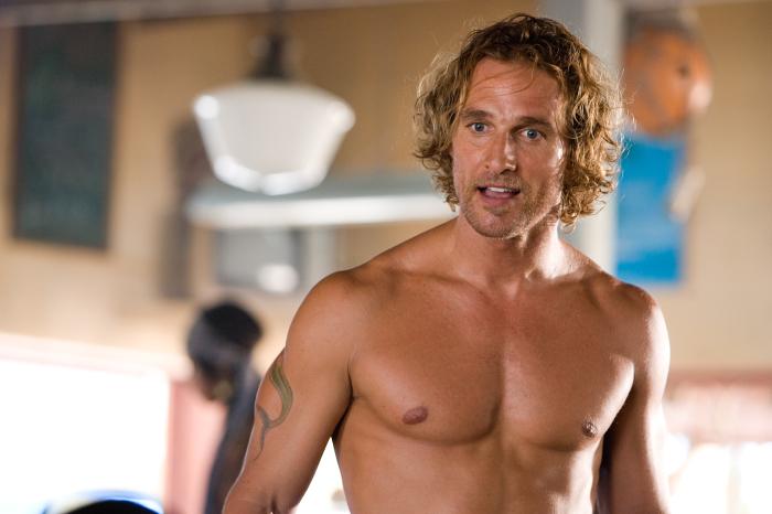 Matthew McConaughey als Ben