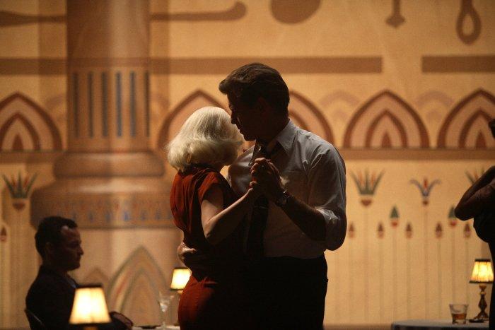 Kay und Richard beim Schwof