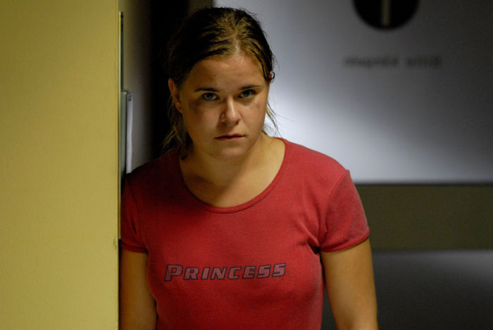 Marie-Luise Schramm als Lucie