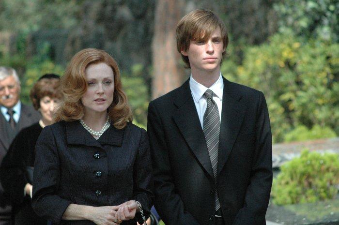 Mutter und Sohn haben ein ambivalentes Verhältnis