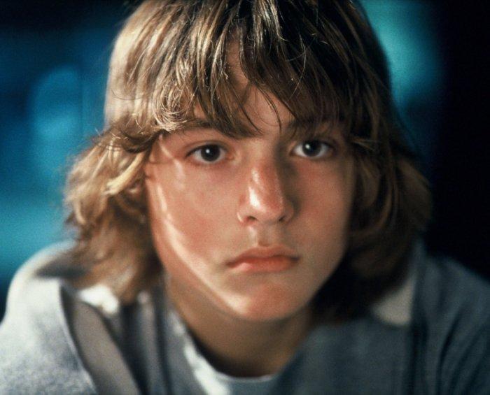Gabe Nevins in seiner ersten Rolle als Alex
