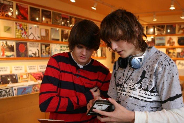 Gute Freunde: Jared (Jake Miller) und Alex