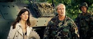 Betty mit Papa General Ross (William Hurt)