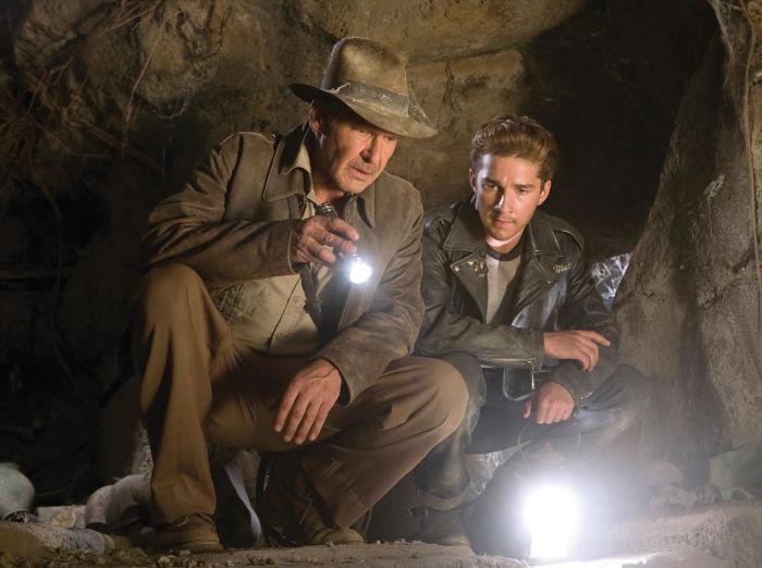 Harrison Ford ist einmal mehr Indiana Jones