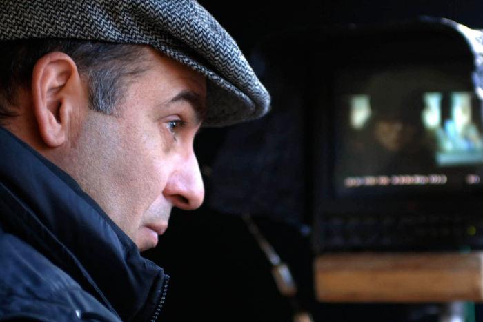 Der Regisseur und Drehbuchautor Giuseppe Tornatore