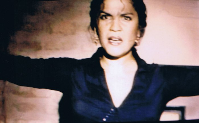 Tanzlehrerin Soraya Clavijo aus Sevilla
