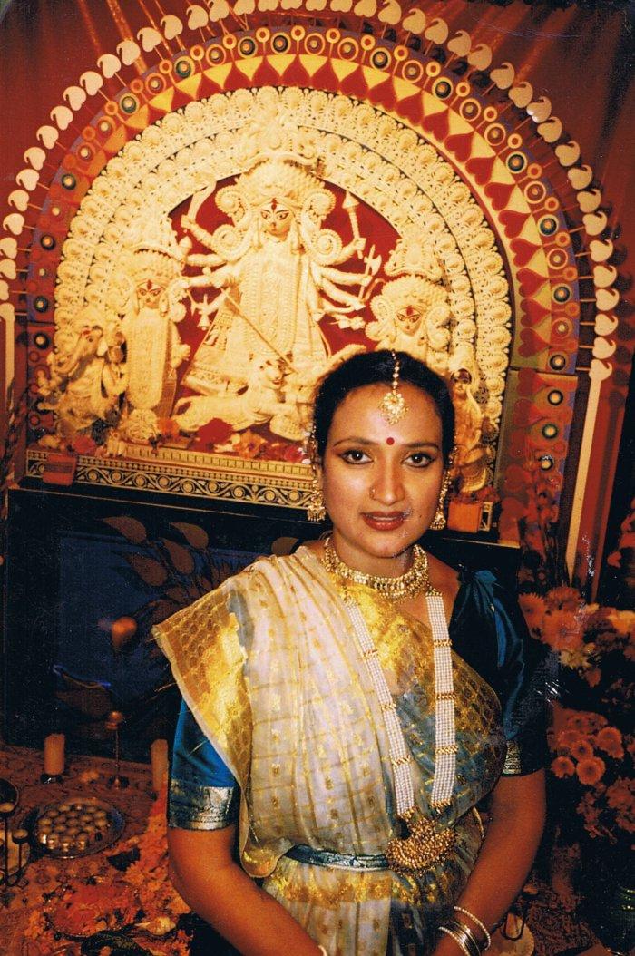 Kathak-Tänzerin Jyotika Dayal