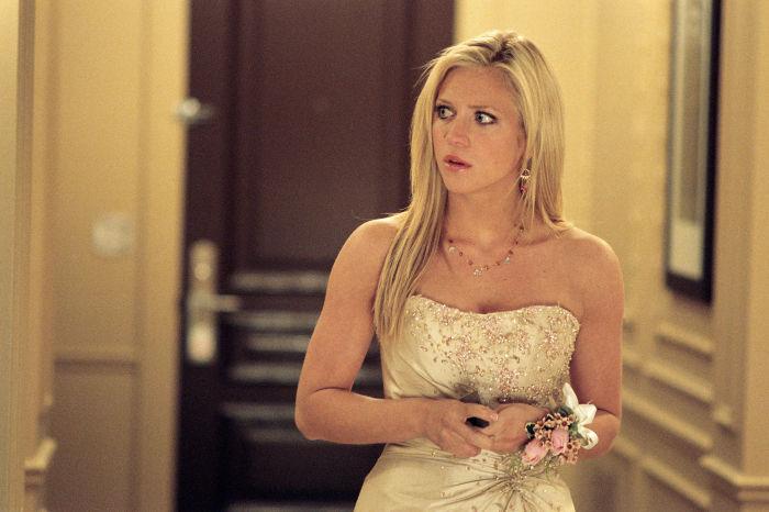 Donna auf der Prom Night