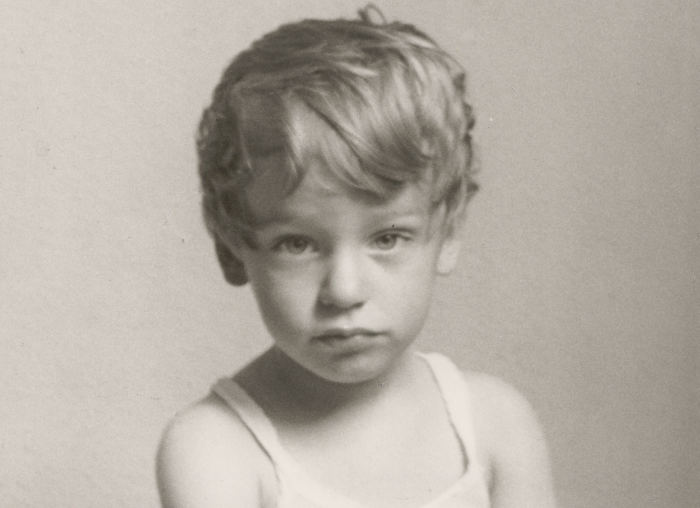 Der kleine Richard (um 1968)