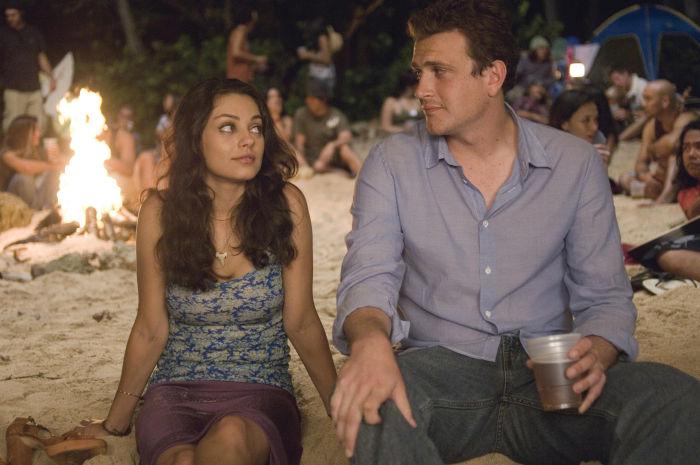 Rachel (Mila Kunis) tröstet Peter