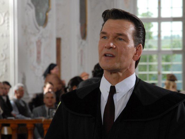 Richard Pressburger (Patrick Swayze) übernimmt den Fall