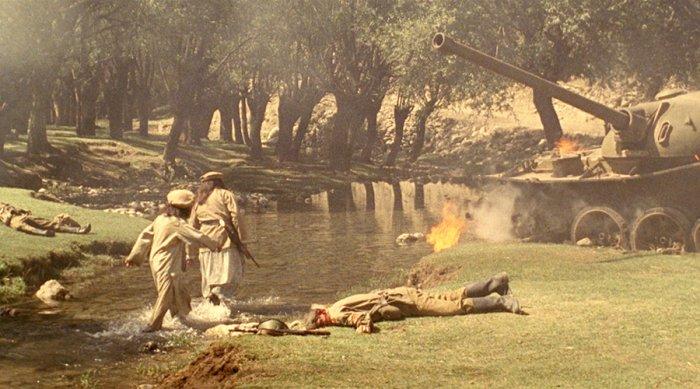 Der Krieg in Afghanistan ist blutig