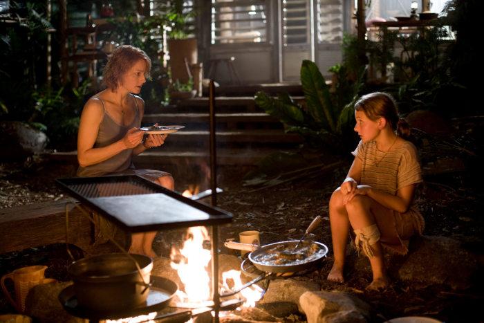 Alex (Jodie Foster) auf der Insel der Abenteuer