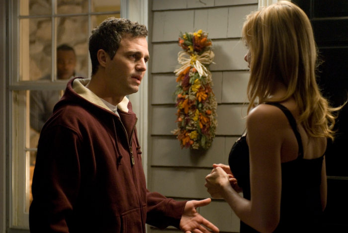 Mark Ruffalo, Mira Sorvino (Ruth Weldon)