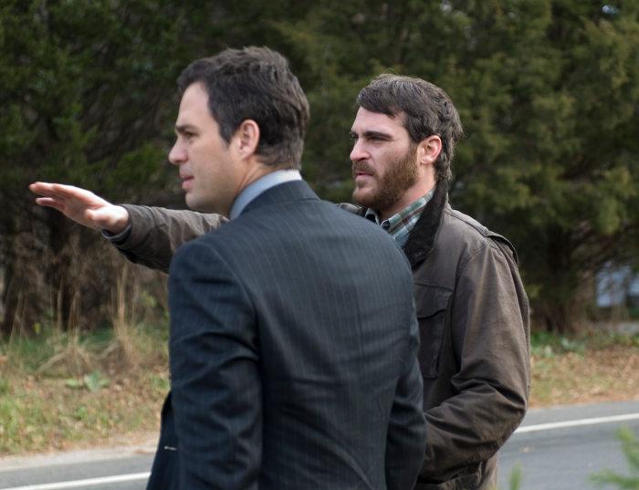 Mark Ruffalo (Dwight Arno), Joaquin Phoenix (Ethan Learner)