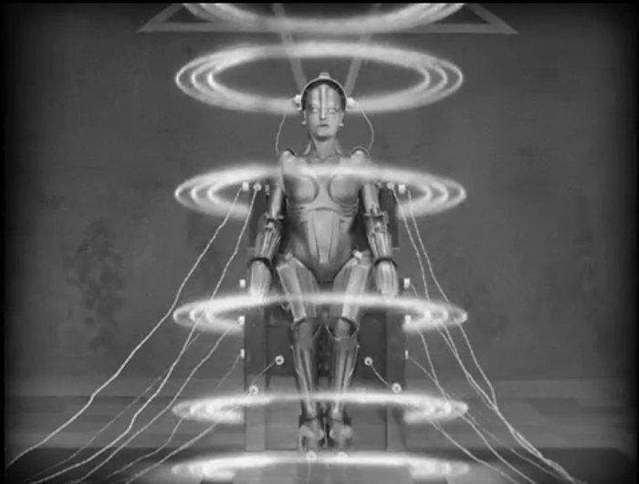 <i>Metropolis</i> von Fritz Lang
