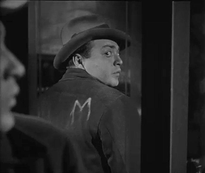 Peter Lorre in <i>M - Eine Stadt sucht einen Mörder</i>