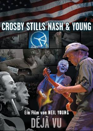 Crosby, Stills, Nash & Young - D�j� vu