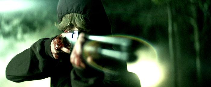 Kann ein Schuss den Mörder stoppen?