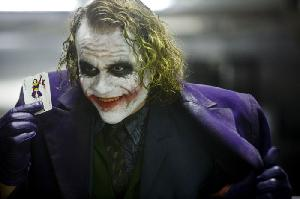 Heath Ledger als