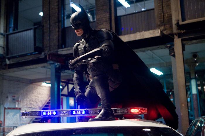 Christian Bale ist Batman