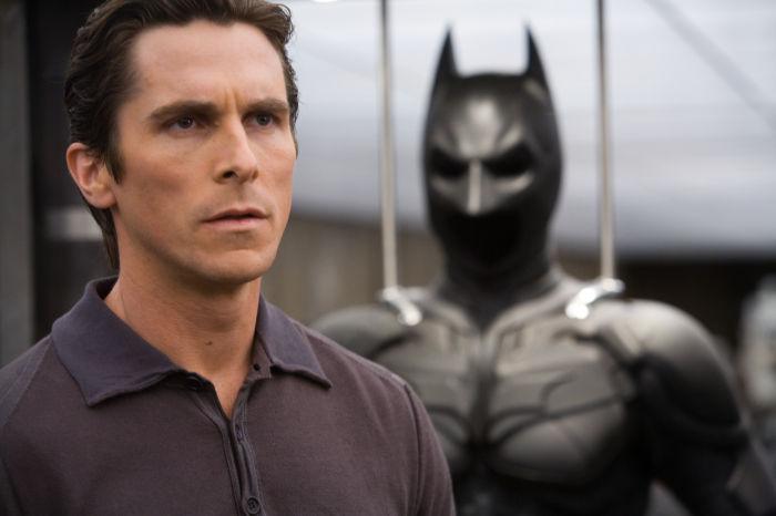 Batman hat alles im Griff