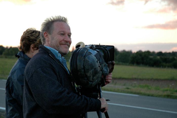 Der Filmemacher Nicolas Philibert