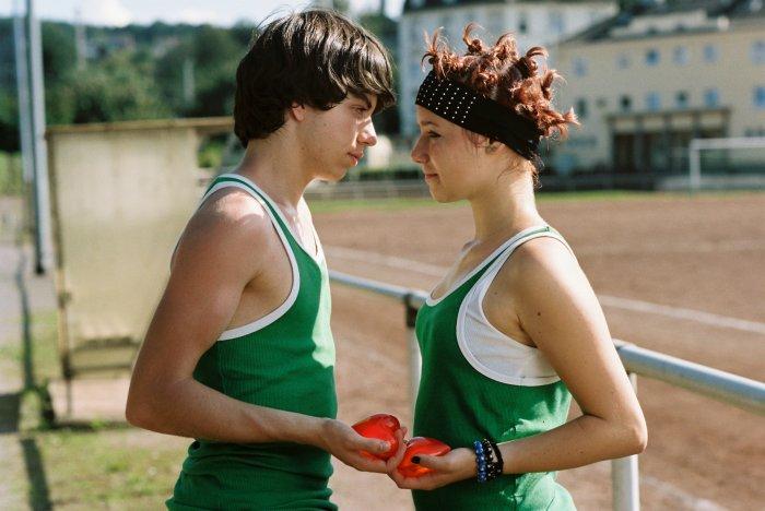 Noch sind Branko (Ben Unterkofler) und Hanna (Selina Shirin Müller) ein Herz und eine Seele