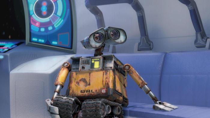Der Roboter auf den Weg ins Weltall
