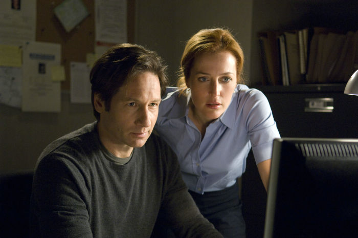 Ermittlen wieder für das FBI: David Duchovny und Gillian Anderson