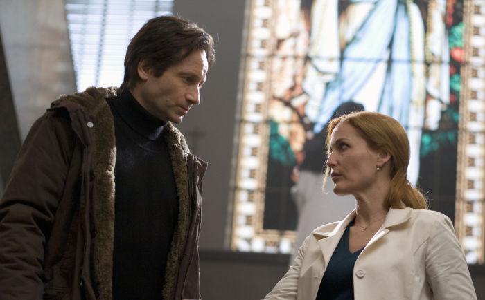 Auf der Suche nach der Wahrheit: Fox Mulder und Dr. Dana Scully