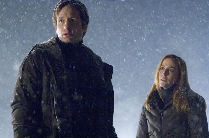 Leichen im Schnee: Fox und Dana finden sie