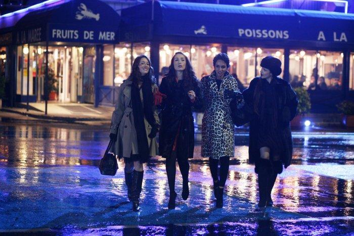 Schick fürs Pariser Nachtleben