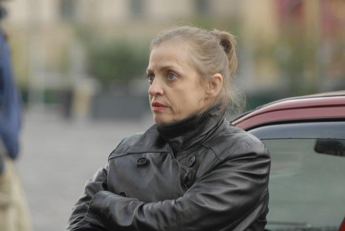 Katharina Thalbach als Hanna Lottner