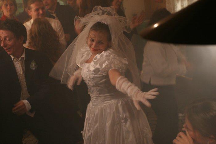 Hanna auf der Hochzeit