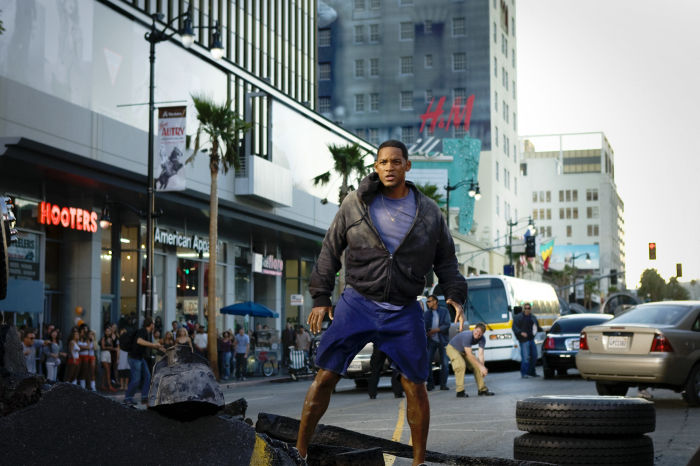 Will Smith räumt in L.A. auf