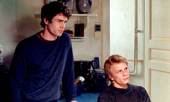 Die Brüder François (Yannick Renier) und Thierry (Jérémie Renier)