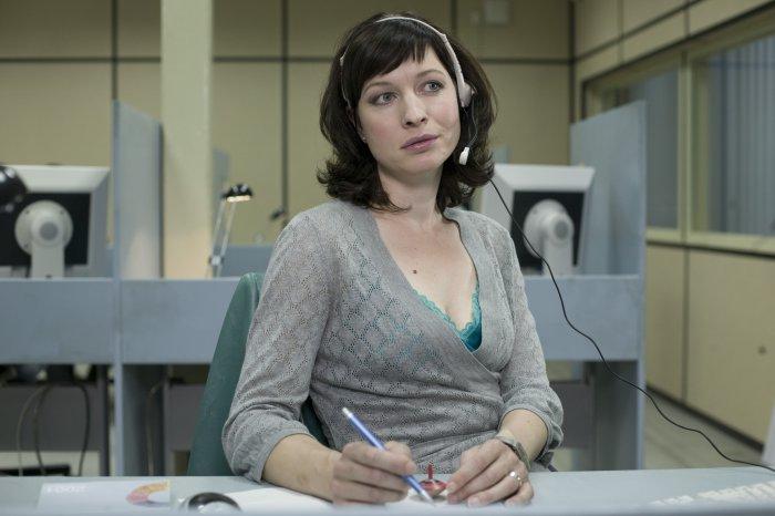 Marie (Antje Widdra) ist eigentlich Architektin