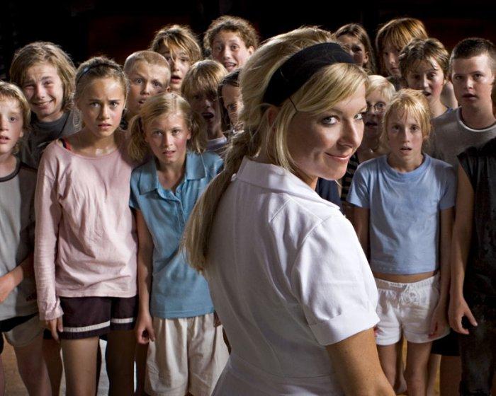 Was hat Ulla mit den Schülern vor?