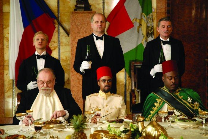 Der Kaiser von Abessinien (Tonya Graves)