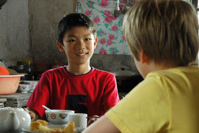 Li Wei schmeckts besser als Danny