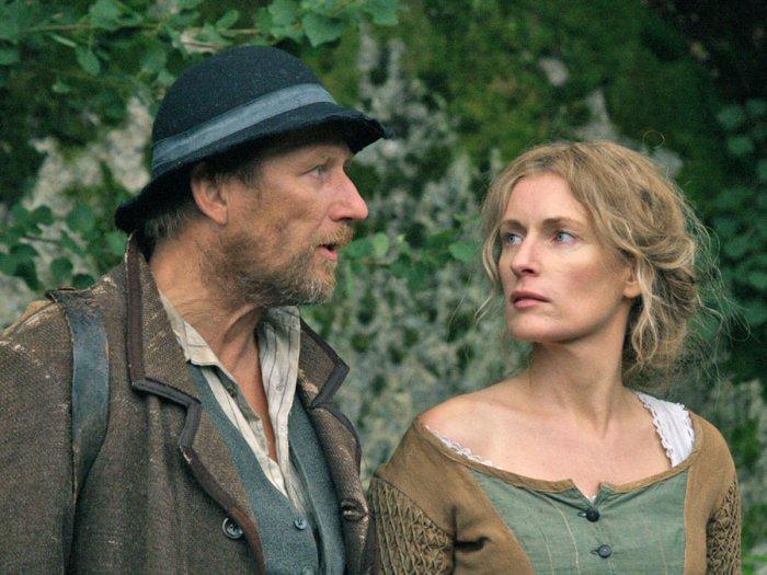 Vater (Michael Fitz) und Mutter Kneißl (Maria Furtwängler)