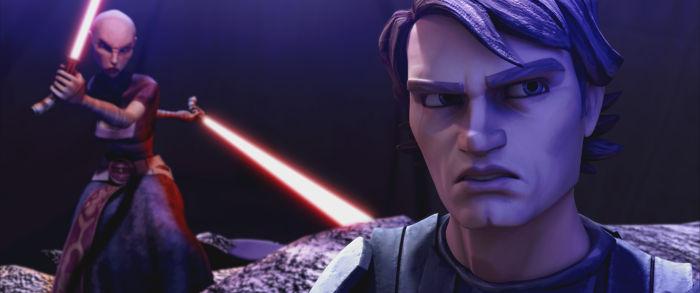 Von der dunklen Seite verlockt: Anakin Skywalker