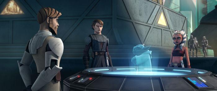 Im Generalstab der Galaktischen Republik