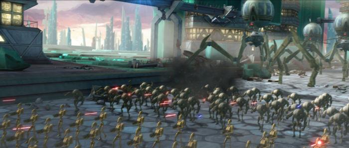 Angriff der Clone-Krieger
