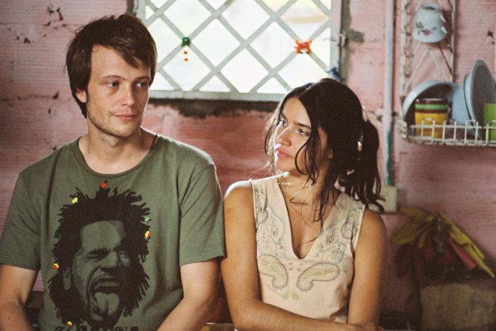 Sind ein Paar: Marc und Wanda
